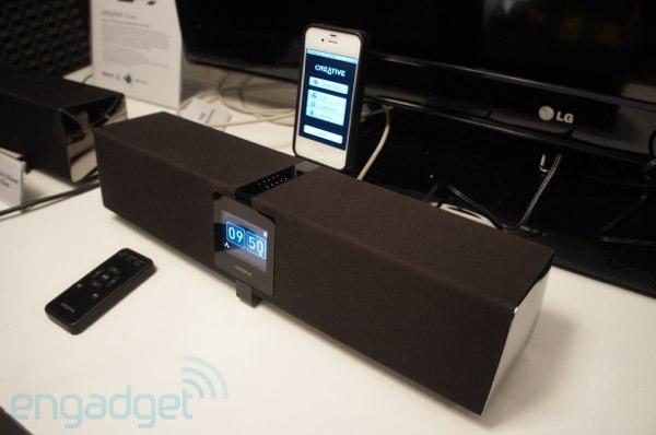 IFA : بلندگوی Creative D5 Air Airplay برای دستگاه های Apple