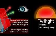 اپلیکیشنی که از چشم شما محافظت می کند