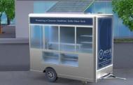 پخت مواد غذایی با پنل های خورشیدی