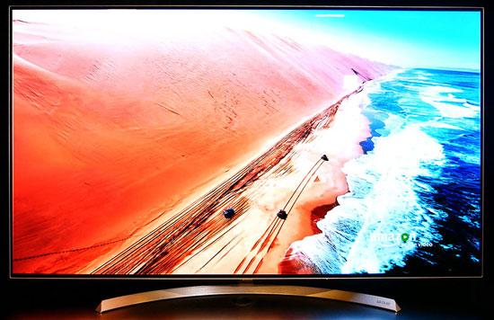 171053 996 ۱۰ تلویزیون ۴k برتر جهان در سال ۲۰۱۷ اخبار IT