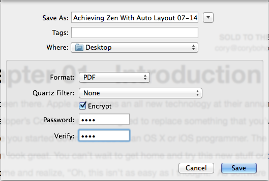 Securing PDFs in Mac01