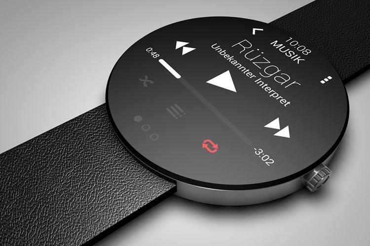 قدرتمند ترین ساعت هوشمند توسط htc رونمایی می شود