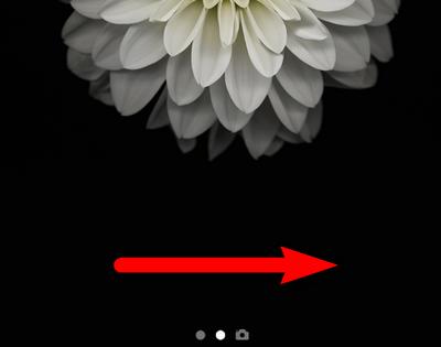 تغییرات ویجت ها در lock screen