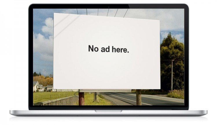 AdBlock تبلیغات را می خرد تا فرهنگ استفاده نکردن از تبلیغات را رواج دهد !!!