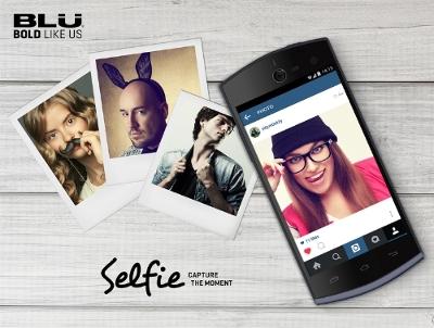 گوشی هوشمند BLU Selfie با دوربین سلفی ۱۳ مگاپیکسلی