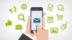 ایمیل مارکتینگ از زاویه موبایل: 5 نکته نتیجه بخش