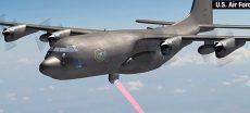 سلاح لیزری در هواپیماهای آمریکا