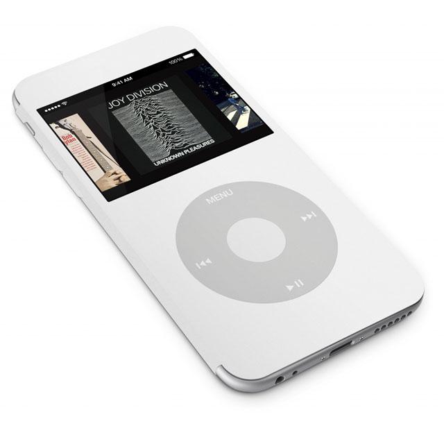 کانسپت iPod Cover، محافظی هوشمند برای آیفون 6
