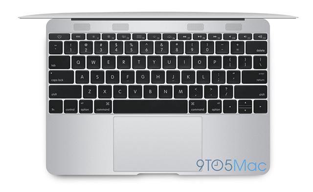 تصاویر لو رفته از MacBook Air ۱۲ اینچی