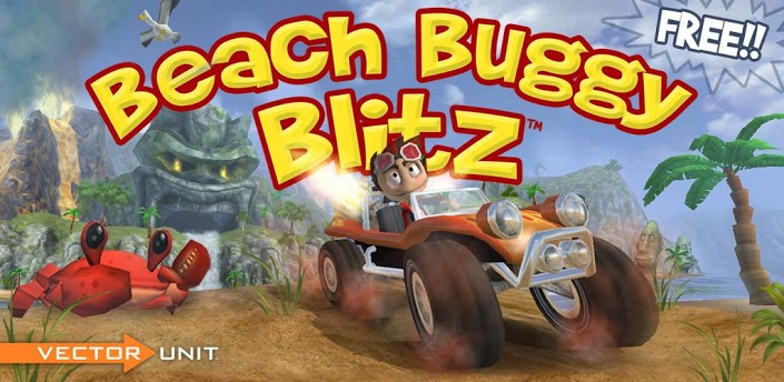 بازی باگی ساحلی Beach Buggy Racing v1.2 + دانلود