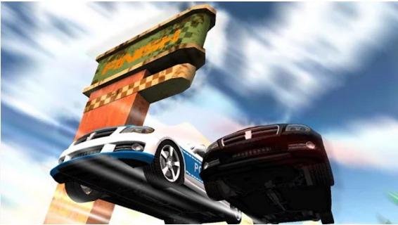 معرفی یک بازی جدید مسابقه اتوموبیل رانی برای اندروید