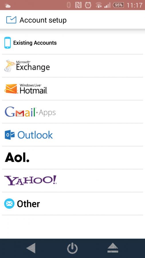 با MailWise همه ایمیلهای خود را یکجا دریافت کنید