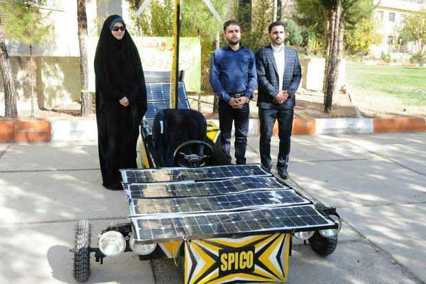 2639021 ساخت ماشینی با سوخت باد و خورشید در خرم آباد اخبار IT