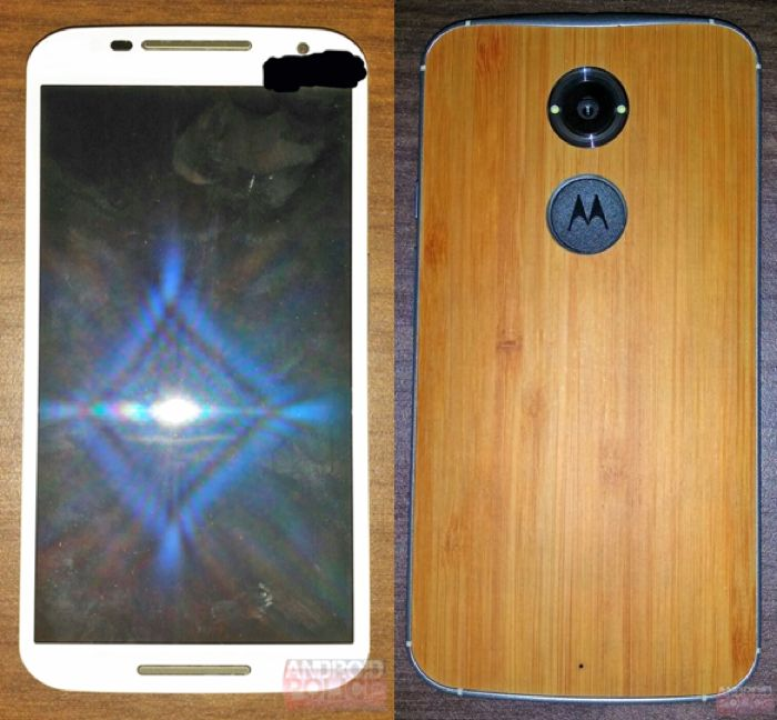 تصاویری از نمونه اولیه Moto X+1 لو رفت!
