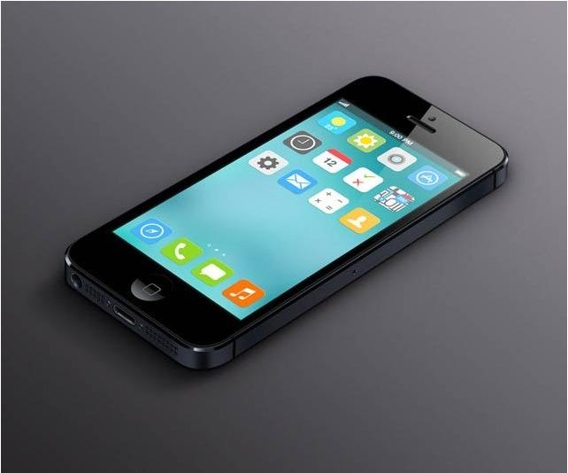 ۵ راز جالب در نسخه بتای iOS 7