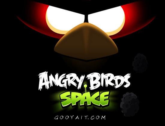 """""""Angy Birds Space"""" و رکورد فوق العاده"""
