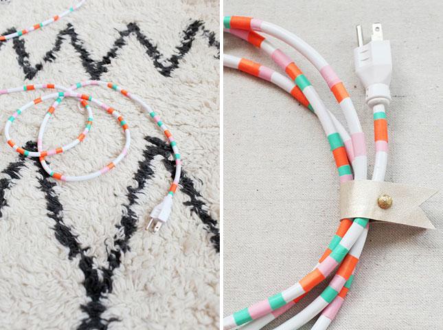 روش های هوشمندانه برای پوشش کابل ها