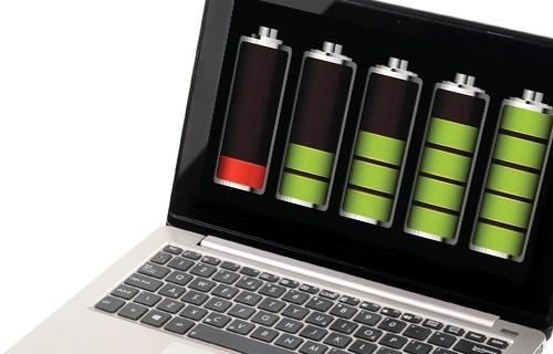 کارایی باتری لپ تاپ