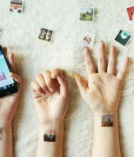 تصاویر اینستاگرام را بر روی بدن خود چاپ کنید