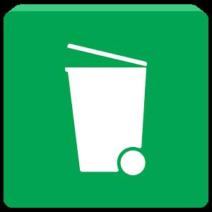 چطور یک سطل زباله برای دستگاه اندروید خود داشته باشم؟