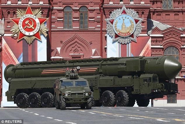 رونمایی از موشک هولناک Satan 2 ICBM روسیه با قابلیت انهدام کل کشور فرانسه