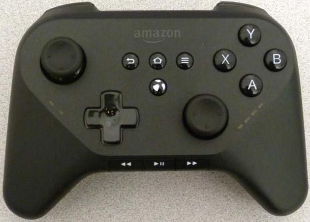 عکس های کنترلر بازی شرکت آمازون لو رفت