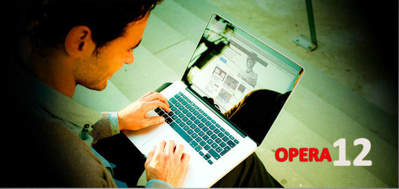 نگاهی به نسخه 12 مرورگر OPERA