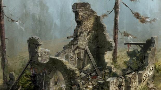 تصاویری از بازی Redemption که مثل Crysis عالی بود اما تولید آن متوقف شد