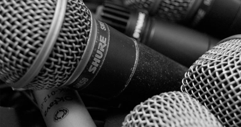 تکنکته: میکروفونها – بخش اول