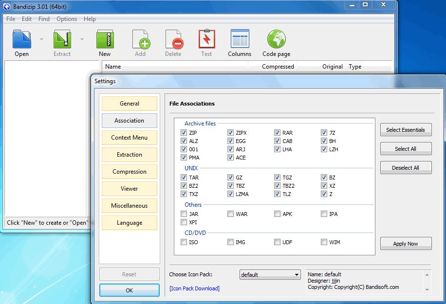 3_Bandizip_screen2