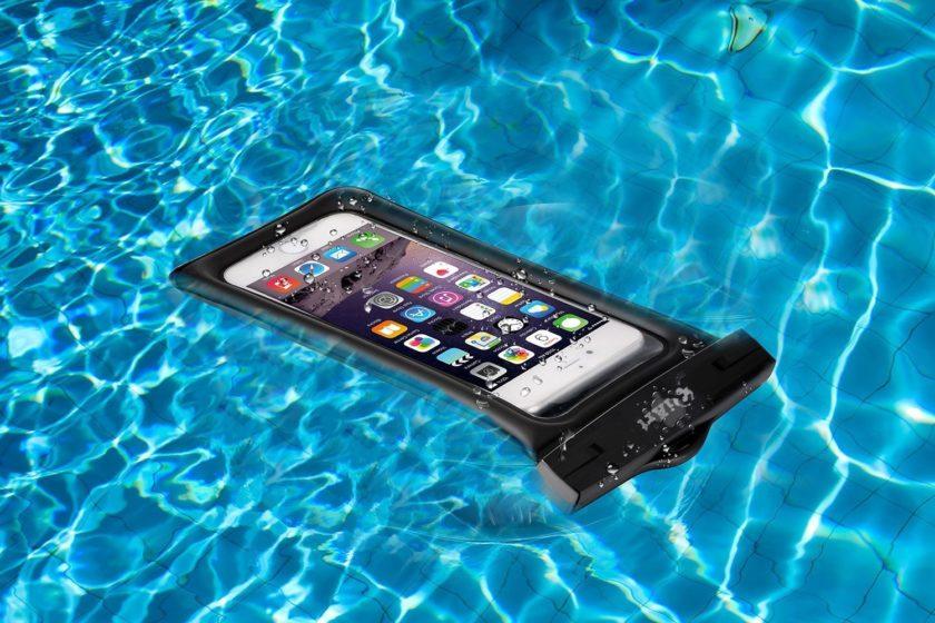 11 تلفن هوشمند که نگران خیس شدن آنها نخواهید بود