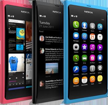 5 گوشی هوشمن نوکیا N9 جوایز ویژه این دوره بازی سرعت بیشتر