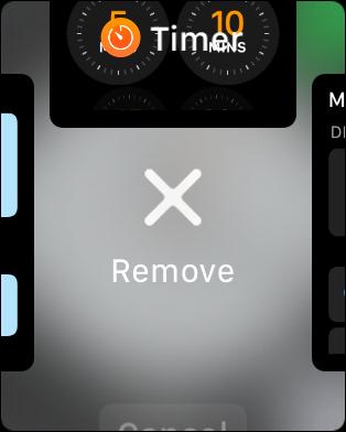 4 add remove and rearrange apps on the apple watch's dock چگونه اپلیکیشنهای apple watch dock را حذف، اضافه یا مرتب کنیم؟ اخبار IT