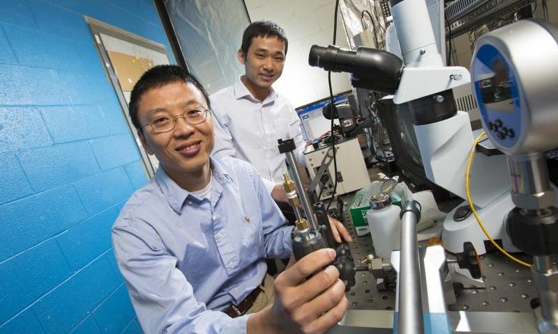 ساخت نسل جدید حسگر های حرارتی توسط مهندسان