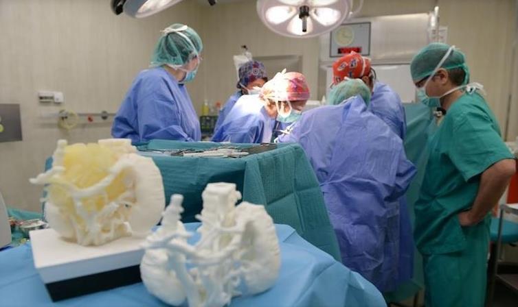 سه نوزاد به وسیله ی فناوری چاپ سه بعدی نجات یافتند!
