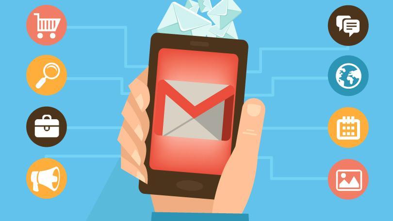 لینک شدن آدرس و شماره تلفن در اپلیکیشن های جیمیل و اینباکس