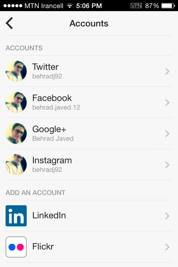 Flipboard for Social Media03