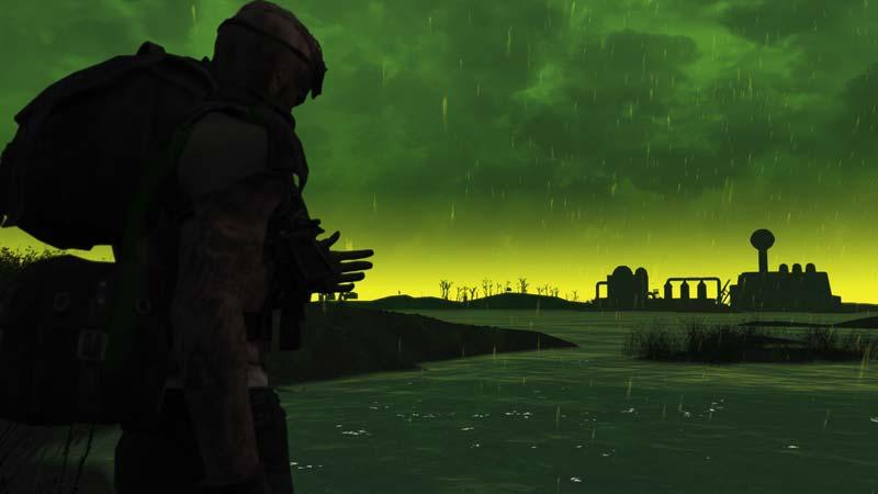 اثر جنگ هسته ای بر آب و هوای زمین