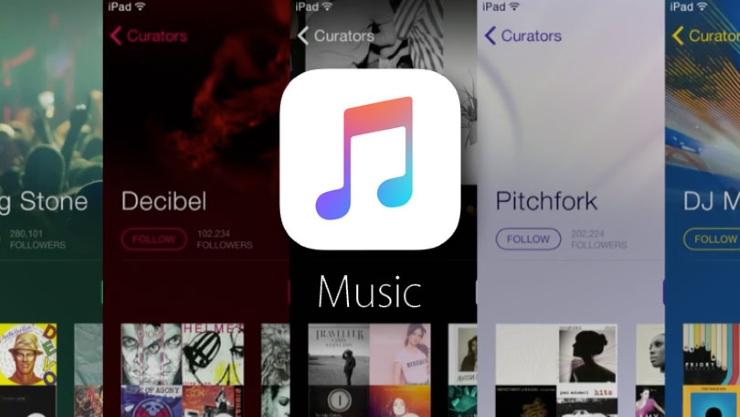 Apple Music قدم به دنیای تلفن های اندرویدی گذاشت