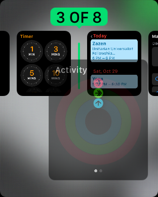 5 add remove and rearrange apps on the apple watch's dock چگونه اپلیکیشنهای apple watch dock را حذف، اضافه یا مرتب کنیم؟ اخبار IT
