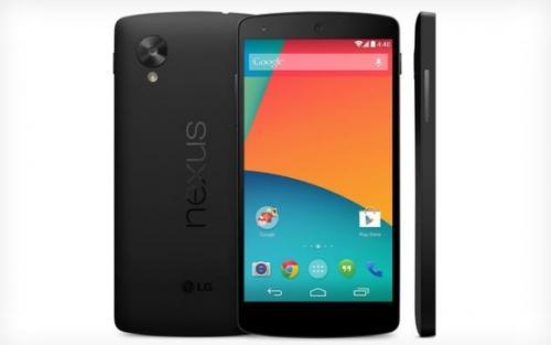 قیمت 635 دلاری گوشی LG Nexus 5 در یک فروشگاه هلندی