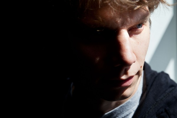 Twitter engineer named Marius Eriksen. Photo: Ariel Zambelich/Wired