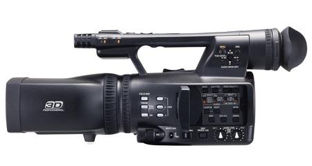 معرفی دوربین فیلمبرداری حرفه ای پاناسونیک فول HD،سه بعدیمنبع: panasonic