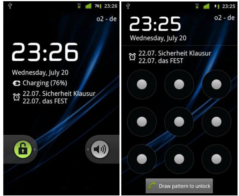 5 برنامه کاربردی که قفل صفحه نمایش را با آن سفارشی کنید (اندرويد)با این حال اشکال بزرگی که این برنامه دارد این است که با گوشی های سامسونگ  مدل Sو S2 و همچنین HTC Sense کار نمی کند و خودش اشکال بزرگی محسوب می شود .