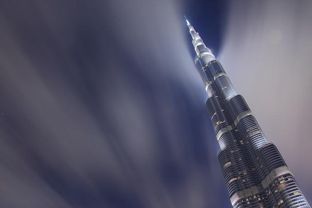 فهرستی از بلندترین آسمانخراش ها در قاره های مختلف