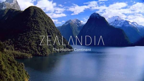 قاره جدید زیلاندیا