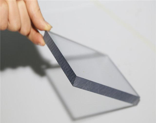 کاربرد صفحات پلی کربنات