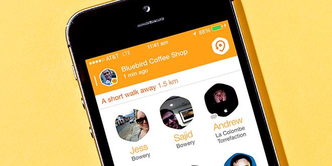 Swarm، نرمافزار جدید فوراسکوئر برای اندروید و iOS منتشر شد