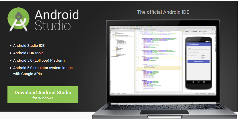 60Android studio