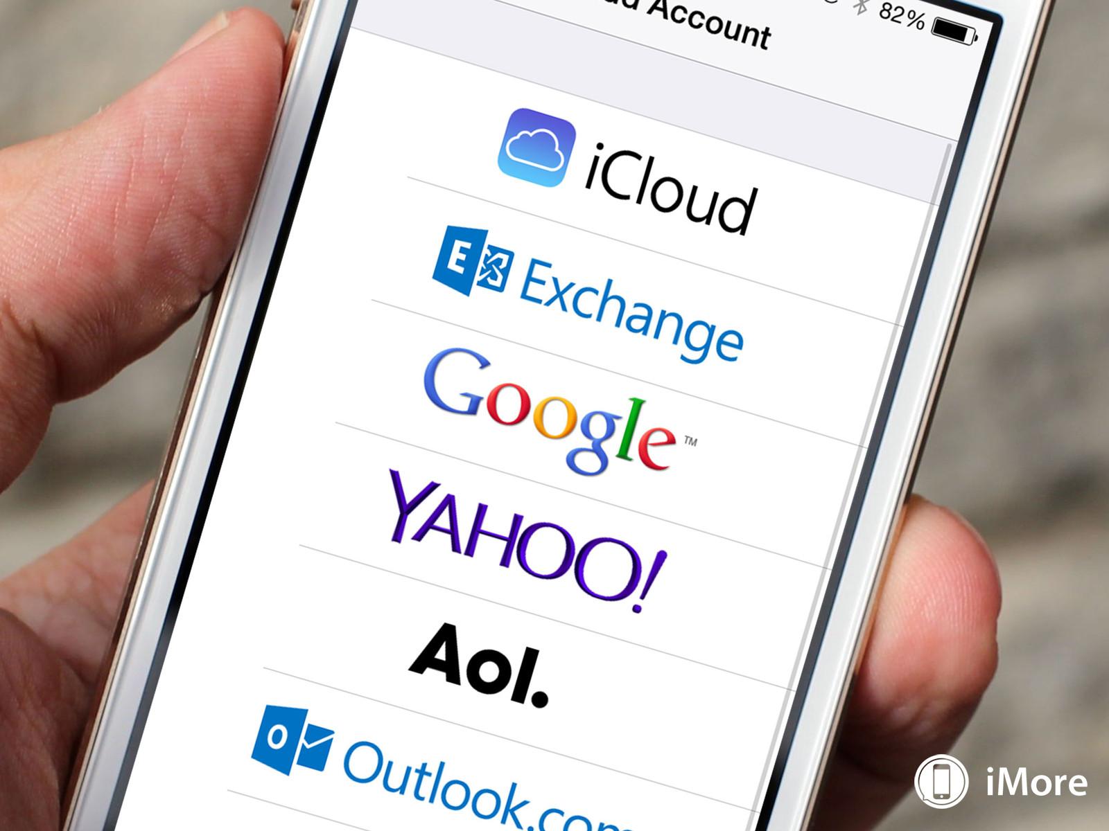 چگونه حساب گوگل را در آیفون و آیپد مدیریت کنید؟